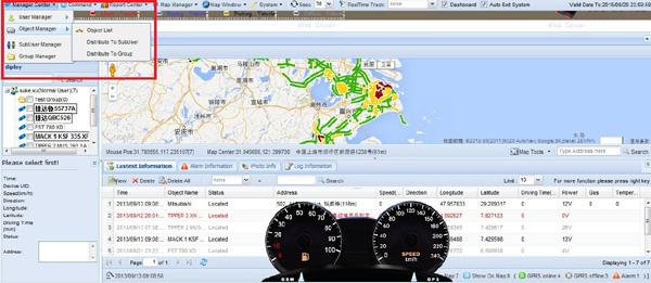 FREE Web based Map GPS Tracking Platform for Vehicles--GPS